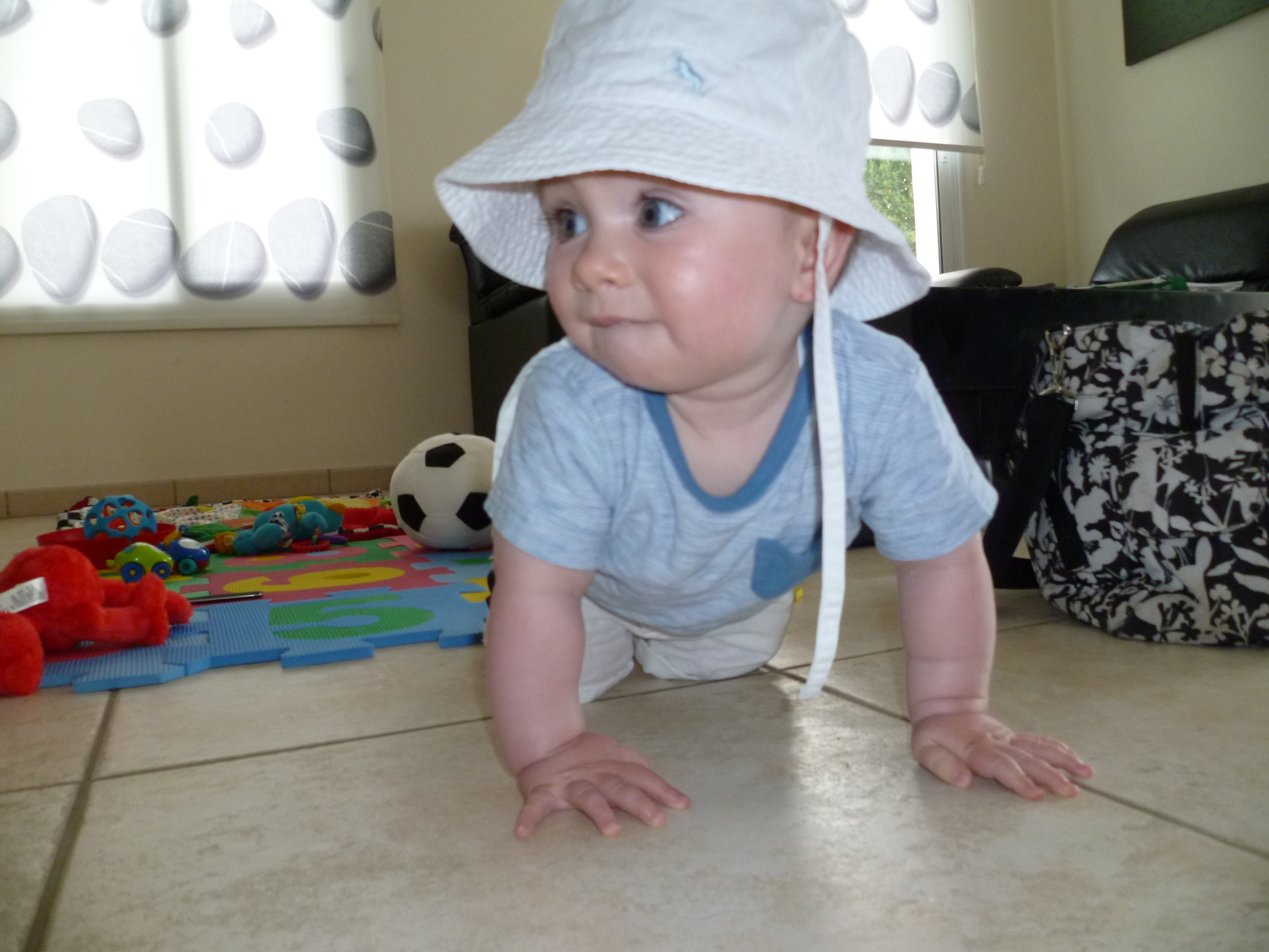 Baby Proofing Your Home When They Roll Crawl Cruise
